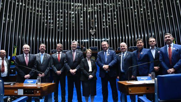 APPA marca presença na homenagem do Senado pelos 20 anos da ABRAPA