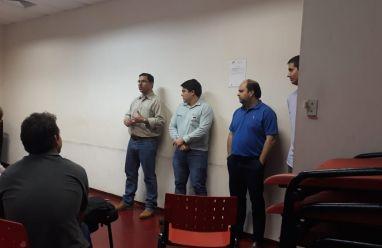 Encontro com produtores de Guaíra - SP