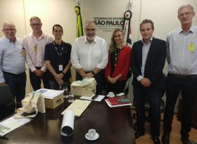 APPA, ASPIPP e Cooperativa Holambra discutem recuperação de vicinais com Secretário de Transportes
